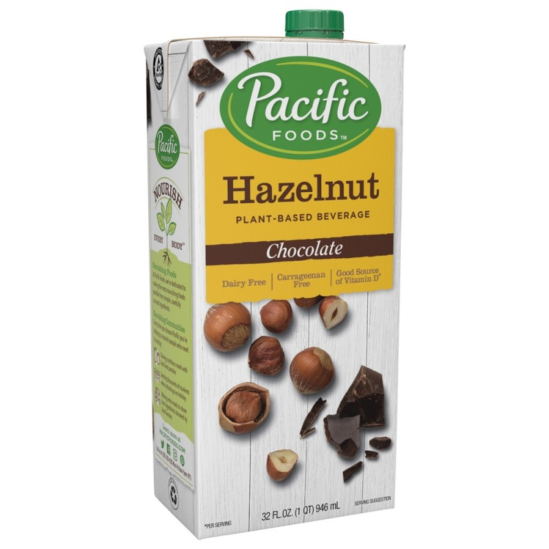 "美國榛子朱古力植物奶""FLEID DAY""HAZELNUT CHOCOLATE PLANT-BASED BEVERAGE"