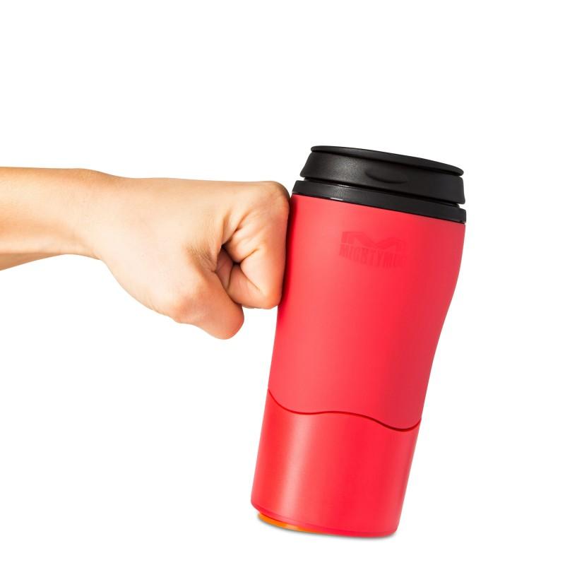 紅色保溫神奇不倒杯 Mighty Mug - The Mug That Won't Fall (Solo: Red) 11oz