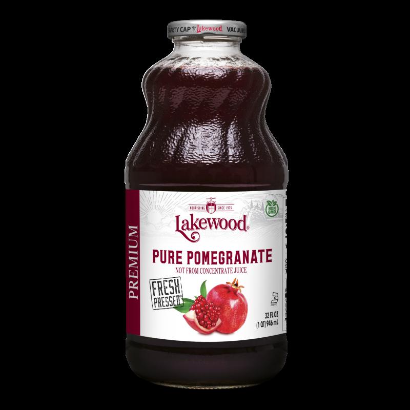 "美國優質純紅石榴汁""Lakewood"" PREMIUM PURE POMEGRANATE JUICE"