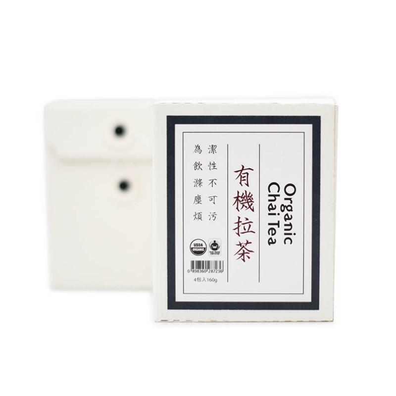 食養有機拉茶 Wholesome Organic Chai Tea