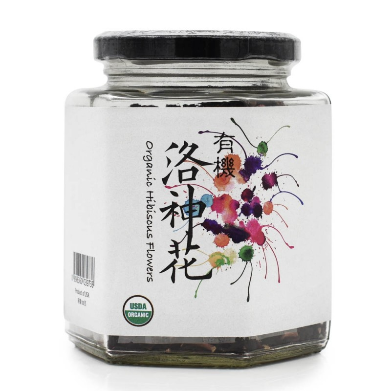 食養有機洛神花 Wholesome Organic Hibiscus Flowers 100g