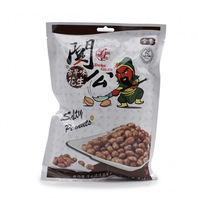 """關公古早味花生(鹽味)""""Duke Guan"""" SALTY PEANUTS"""