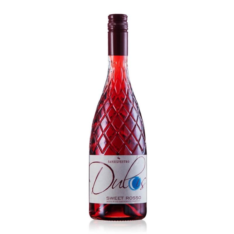 """意大利M.P.F. ROSSO DULCIS甜紅酒""""San Silvestro""""M.P.F. ROSSO DULCIS SWEET RED WINE"""