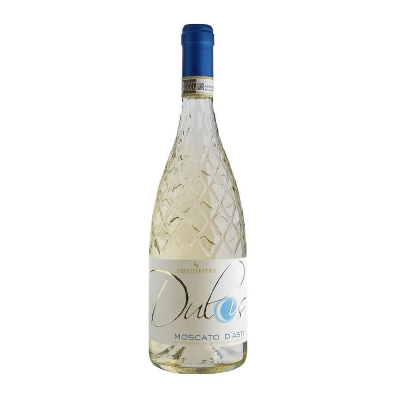 "意大利MOSCATO D'ASTI DOCG甜白酒 2017""San Silvestro""MOSCATO D'ASTI DOCG SWEET WHITE WINE 2017"