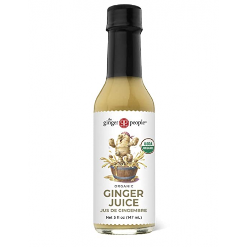 The Ginger People - 美國有機薑汁 Organic Ginger Juice