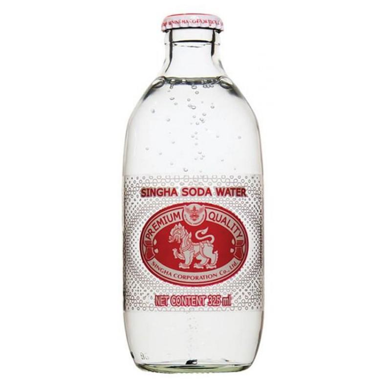 泰國勝獅梳打水 Singha Soda Water 325ml