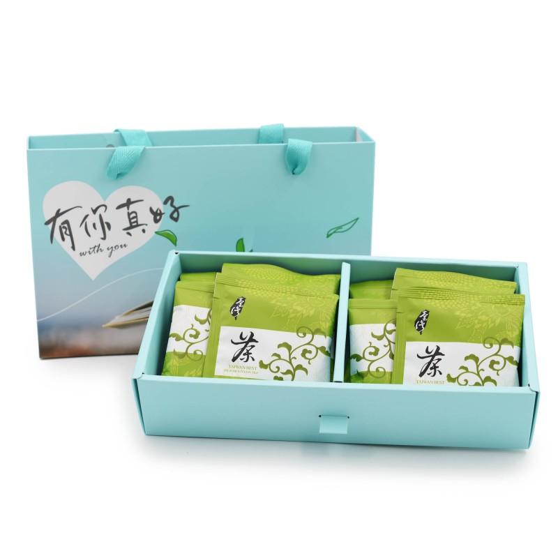 台灣高冷合歡山烏龍茶(16包) TAIWAN HIGH MOUNTAIN OOLONG TEA(16pcs)