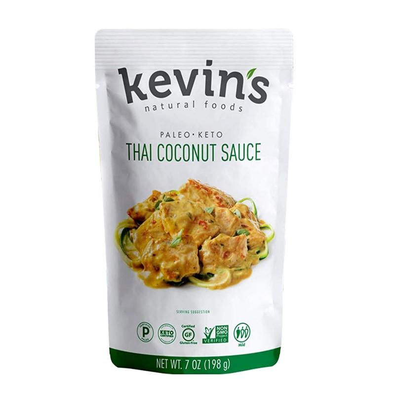 """美國生酮泰式椰汁""""Kevin's Natural Foods""""THAI COCONUT SAUCE"""