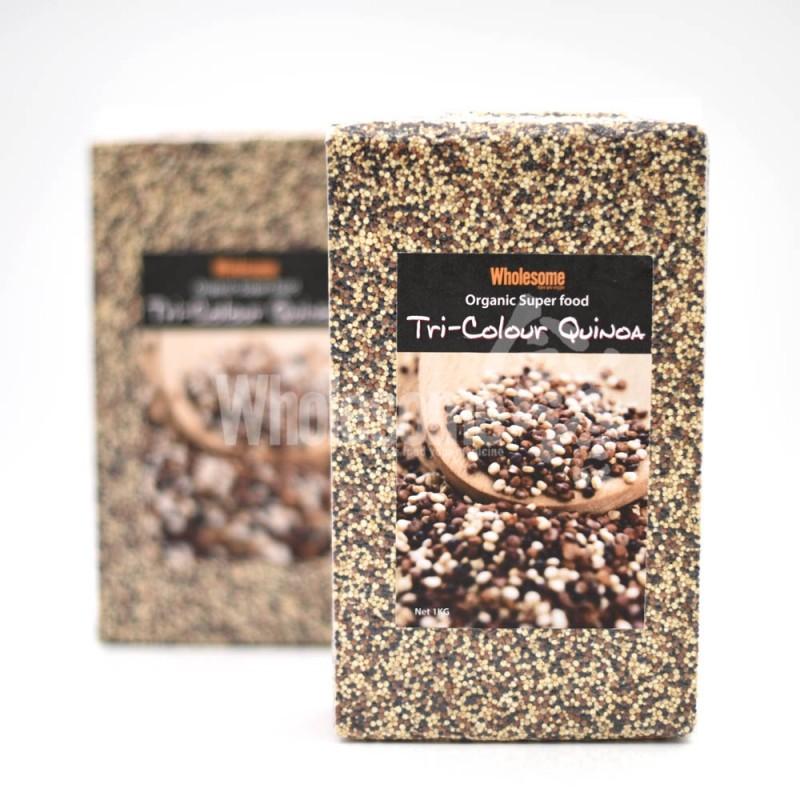 食養有機三色藜麥 Wholesome Organic Super Food Tri-Colour Quinoa