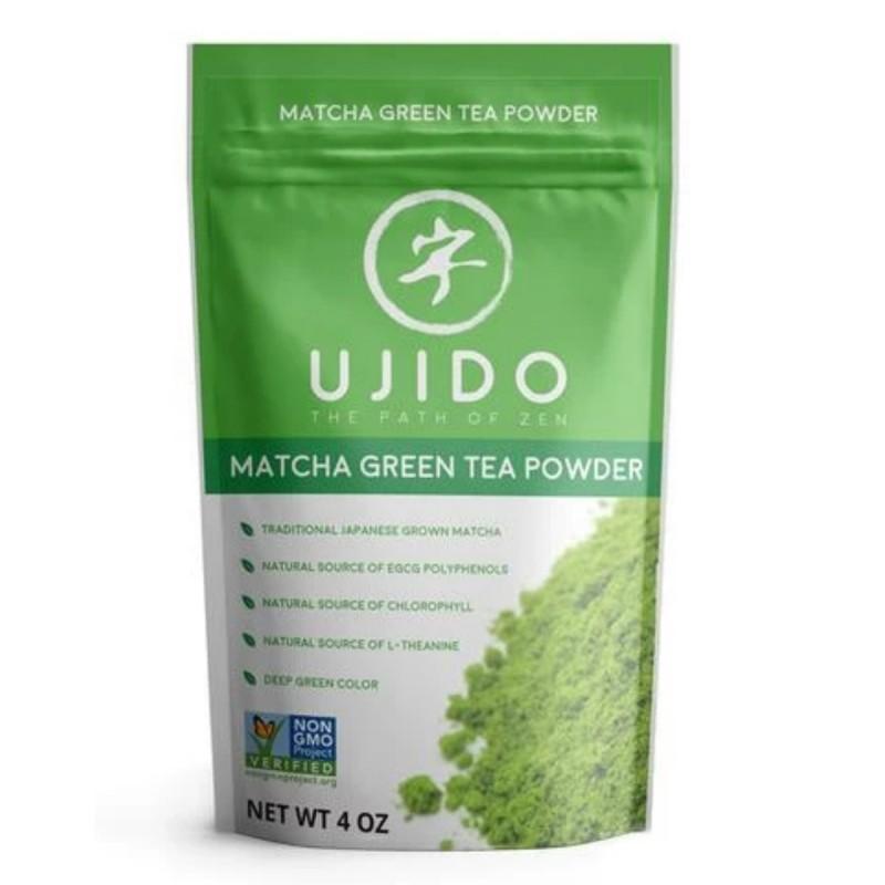 "日本宇治抹茶綠茶粉 ""UJIDO"" JAPANESE MATCHA GREEN TEA POWDER"
